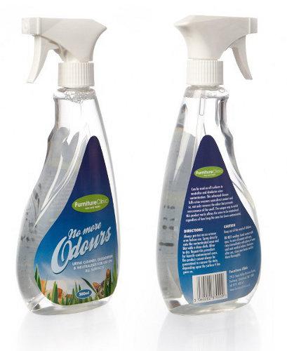 Urine Remover Furniture Clinic , Средство для удаления пятен и запаха от мочи, 500ml