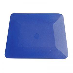 Синий ракель тефлоновый мягкий