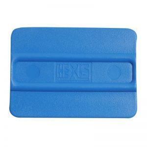 Hexis LIBERTE , пластиковый ракель, синий,  мягкий