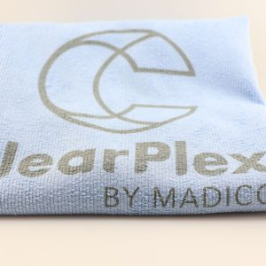 Микрофибра CLEARPLEX_MF , голубая, 40cmx40cm