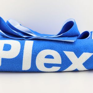Полотенце CLEARPLEX синее, микрофибра ,140cmx70cm