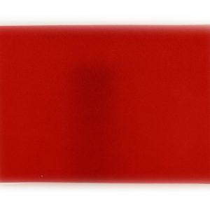 FEUTROUGE2 Hexis , красная ткань насадка на ракель , самоклеящаяся ,15смх21см, 1 шт