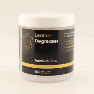 Средство для удаления жирных пятен с кожи Leather Degreaser, 250 мл