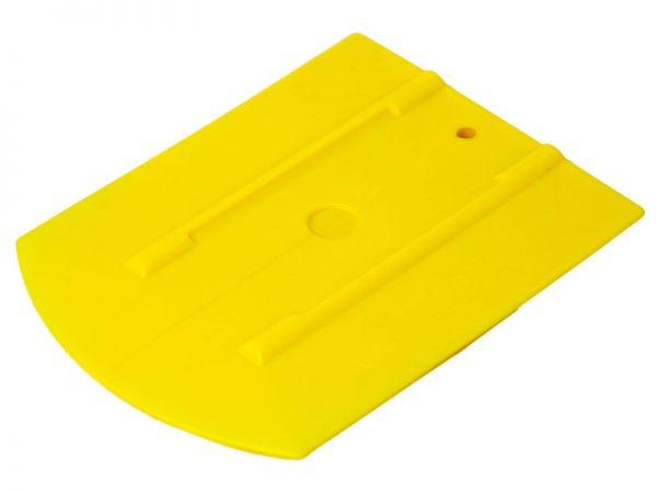 Ракель эргономичный 70М2 WRAP, желтый , 100х90мм
