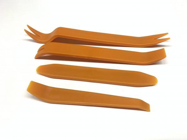 Набор пластиковых инструментов №4