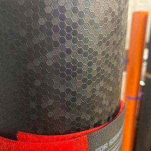 Автовинил HX30HC889S , Black Honey Comb Satin HX, 152cm
