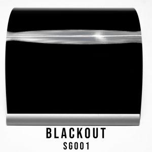 АВТОВИНИЛ INOZETEK SG001 Super gloss black Qut, 152сm