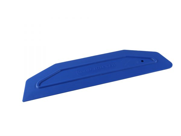 UZLEX Ракель BANANA , синий, средней жесткости, 235х65мм