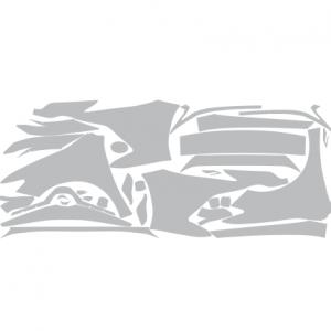 """Комплект """"Люкс"""" для автомобиля Toyota Camry 70"""