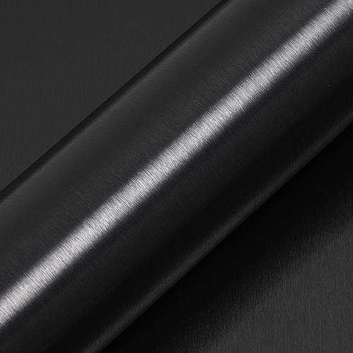 Автовинил HX30BA889B Brushed Alu Coal Black Gloss , Hexis , 152cm, 1 рулон