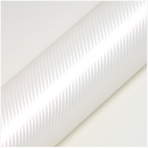 Автовинил HX30CABPEB Carbon Pearl White Gloss, Hexis, 152cm, 1 рулон