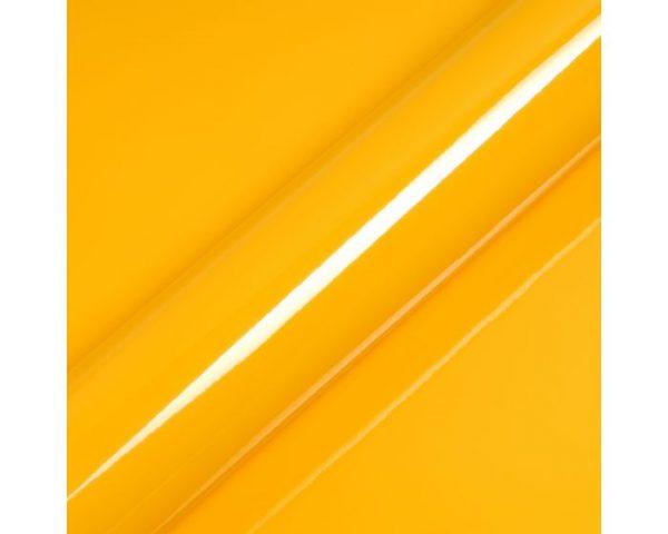 Hexis KG8136B Mustard Yellow Gloss , 123cm