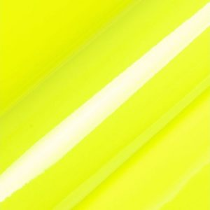 HX20613B Fluorescent Yellow Gloss, Hexis, 152cm
