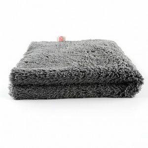 Interior Microfiber Towel, Grey Sggd205, полотенце детейлинговое для чистки интерьера из микрофибры, без кромок,  серое 40x40cm