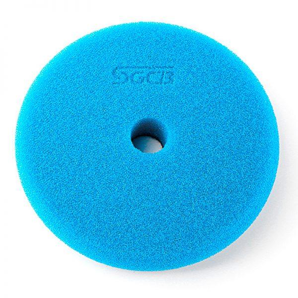 Полировальный круг режущий синий