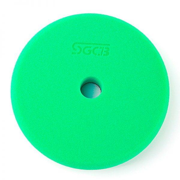Полировальный круг твердый зеленый