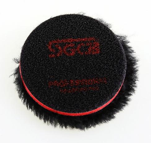 Полировальный круг, стриженный мех на поролоновой основе